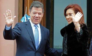Cristina Kirchner se refirió al plebiscito en Colombia y apuntó contra los medios   Cristina kirchner