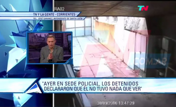 """Imperdible cruce entre Bonelli y un intendente por un robo """"mal actuado""""   Reportaje"""