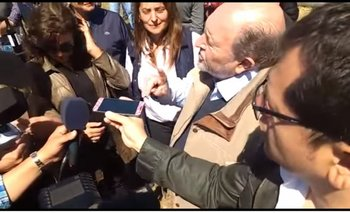 El fuerte cruce entre el gobernador de La Pampa y un ministro de Macri | Campo