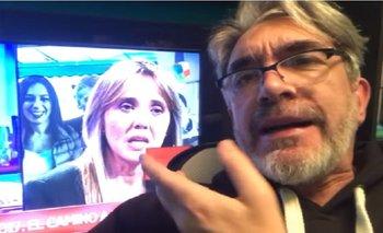 Leonardo Greco vio a Gladys González en Intratables y estalló contra Del Moro   Justicia