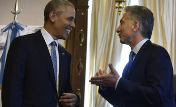 VIDEO: Así fue el costoso operativo para que Macri juegue al Golf con Obama | Mauricio macri