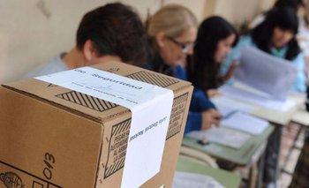 Elecciones en Corrientes: El oficialismo supera al peronismo con los primeros resultados   Elecciones en corrientes