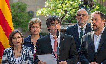 Cataluña declararía este martes su independencia de España | España