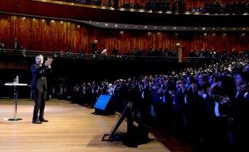 Macri pisa el acelerador y presenta las reformas en el CCK   Macri presidente
