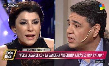 Carolina Papaleo y Facundo Moyano ubicaron a Jorge Macri por la deuda con el FMI | Jorge macri