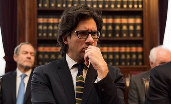 """Germán Garavano: """"No puedo afirmar que no existan presiones a los jueces""""   Germán garavano"""