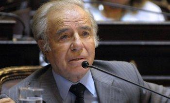 Absolvieron a Carlos Menem en la causa por venta ilegal de armas | Justicia