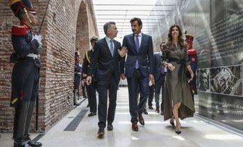 Tras estar imputado por la Justicia argentina, el príncipe de Qatar se reunió con Macri   Acuerdo con qatar