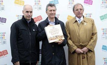 El negocio olímpico de Larreta y los amigos del poder que se beneficiaron con las obras | Por manuel rodríguez