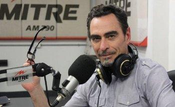 El ultramacrista Andahazi insultó a El Destape y a Juan Amorín por la entrevista a Garavano   Medios