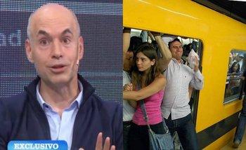 Larreta deberá desechar los subtes españoles que compró Macri en 2011 | Mauricio macri