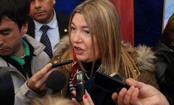 La gobernadora de Tierra del Fuego se aleja del peronismo alternativo y se acerca al kirchnerismo | Rosana bertone