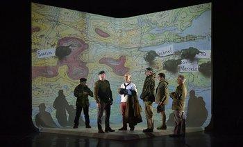 ¿Por quién hubieras ido a la guerra? | Teatro