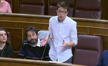 El saludo peronista de un referente de Podemos | Mauricio macri