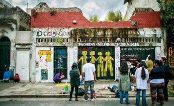 Ciudad de la trata: el lado oscuro del distrito de Larreta | Ciudad