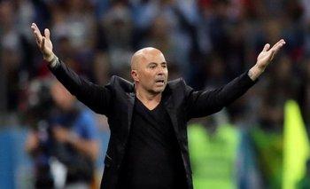 Sampaoli rechazó una oferta de U$S24 millones para dirigir en Arabia Saudita | Selección argentina