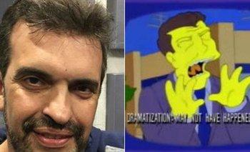 Los desopilantes memes contra Martín Ciccioli tras las pruebas del acoso | Redes sociales