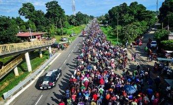 El mundo gira al revés: EE.UU. cierra sus puertas y Chiapas decide ayudar   El destape radio