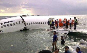Indonesia: se estrelló un avión de la low cost Lion Air con 189 personas | Accidente aéreo