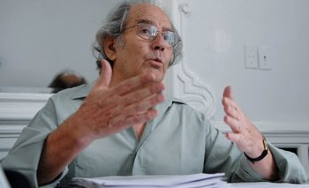 "Pérez Esquivel: ""Están haciendo todo lo posible para que Cristina siga el camino de Lula"" | Adolfo pérez esquivel"