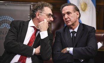 Interna en el PJ: otro senador rechazó apoyar el Presupuesto y deja más solo a Pichetto | Alfredo luenzo