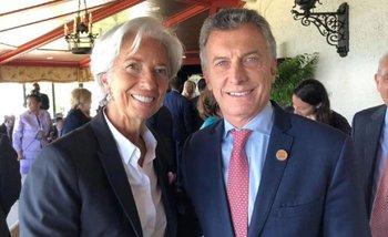 Con condicionamientos, el Gobierno recibió el segundo desembolso del FMI | Fmi