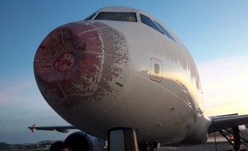 Aterrizaje de emergencia de un avión de LATAM en Ezeiza | Latam