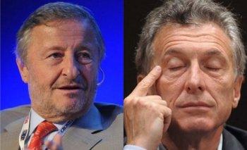 """Rattazzi: """"El mercado no le cree más a Mauricio Macri""""   Mauricio macri"""