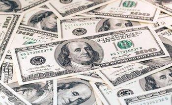 Por el desembolso del FMI, el dólar bajó 80 centavos | Dólar