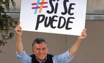 El insólito mensaje de Macri por la convocatoria en el Obelisco | Mauricio macri