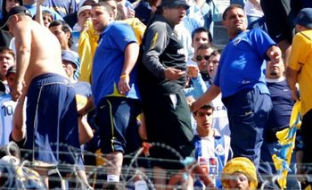 "Murió ""el uruguayo Richar"", un histórico de la barrabrava de Boca | Superclásico"
