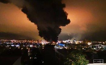 Catástrofe ambiental provoca temor en Francia | Francia