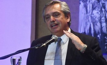 Alberto Fernández celebró el fallo de la Corte por IVA y Ganancias  | Corte suprema de justicia