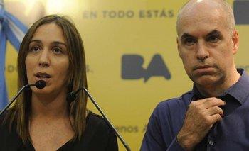 Vidal le entrega el control de Edenor y Edesur a Rodríguez Larreta | Tarifazo