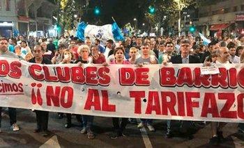 El Gobierno quiere rematar un club de barrio porque le reclama una deuda de $1.500.00 con AySA | Tarifazo