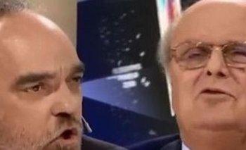 De Mendiguren e Iglesias vivieron una acalorada discusión en TV | Cruces