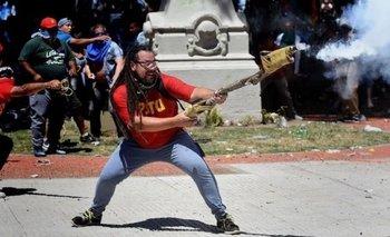 Los imputados en las protestas por la reforma jubilatoria ya tienen fecha de juicio | Reforma previsional
