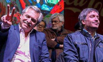 Máximo Kirchner destacó la unidad sindical y trató a Macri de irresponsable | Unidad cgt cta