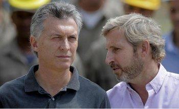Arde Cambiemos: Macri defendió a Frigerio tras los ataques de Carrió | Rogelio frigerio