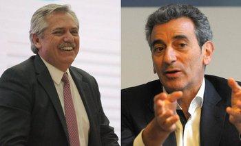 La primera foto de Alberto Fernández y Florencio Randazzo juntos | Elecciones 2019