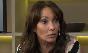 Ernestina Pais tuvo un accidente y se cruzó con agentes de tránsito | Ernestina pais