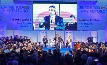 Alberto entregará una tarjeta alimentaria y una para pagar las tarifas   Elecciones 2019