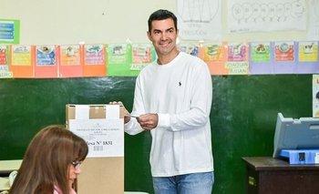 Salta: Urtubey se alegró de finalizar su gobierno | Elecciones salta