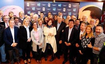 Tras el triunfo en las PASO, Alberto Fernández vuelve a la sede del PJ | Elecciones 2019
