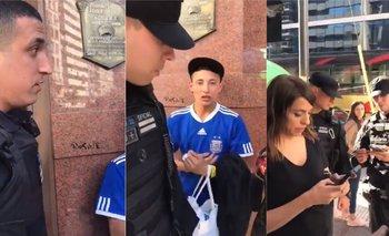 "Donda enfrentó a policías que realizaban un ""control poblacional"" | Elecciones 2019"