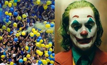 El insólito detalle en la película Joker que vuelve locos a los hinchas de Boca | Fútbol argentino