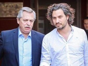 """Alberto pidió """"ser severos"""" con los asesinos del turista inglés   Alberto fernández"""