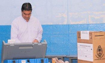 """Capitanich: """"Hemos tenido una jornada cívica extraordinaria y ejemplar""""   Elecciones en chaco"""