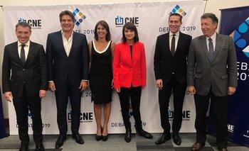 El error de Barili en la presentación de Lavagna que se viralizó en las redes | Debate 2019
