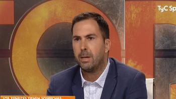 """Árevalo denunció """"magia negra"""" contra Boca en el Monumental   Copa libertadores"""